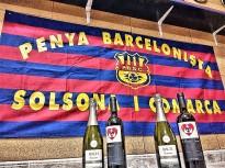 Guanyadors del Sorteig entre els socis de la Penya Barcelonista Solsona i Comarca