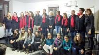 Vés a: Alumnes de l'aula de tradicional participen amb la JOCIT a la Fira Mediterrània de Manresa
