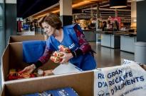El Gran Recapte calcula que ha superat les 4.000 tones d'aliments recollits