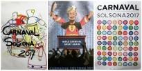 Els 15 cartells presentats al concurs del Carnaval 2017