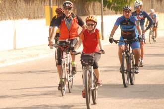 Vés a: Vora 2.500 ciclistes faran la 22a Pedalada Barcelona-Sitges