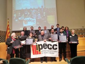 L'Institut d'Estudis Catalans premia l'Èric Viladrich d'Olius per la feina cultural que està fent a Mont-real (Quebec)