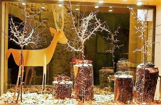 Solsona convoca el novè Concurs d'aparadors per Nadal