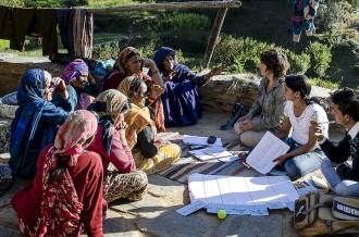Vés a: Apoderar les dones ens capacitarà per afrontar la crisi ecològica