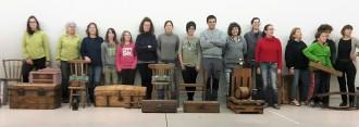 Taller de restauració de mobles a Pinell de Solsonès