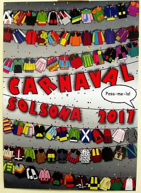 Últims dies per participar al concurs del Cartell del Carnaval de Solsona 2018