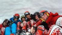 La climatologia a favor del Club d'Esquí Solsona
