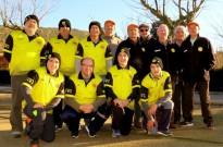 L'Olius a la Lliga Catalana de Bitlles