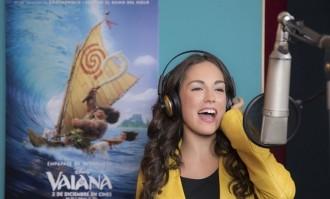 María Parrado, de «La Voz Kids» a la factoria Disney