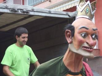 Albert Caelles, nou president de la Colla Gegantera del Carnaval