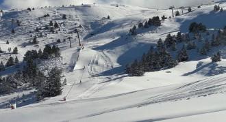 Arrenca la temporada d'esquí a Espot i Port Ainé