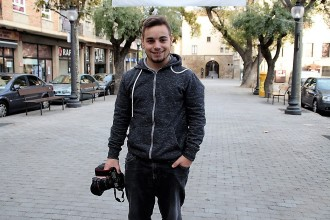 Marc Santaeularia: «Si els saps trobar, el Solsonès té llocs molt bonics per fer fotografies»