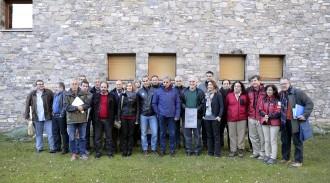 Josep Enric Llebot, nou president del Parc Nacional d'Aigüestortes