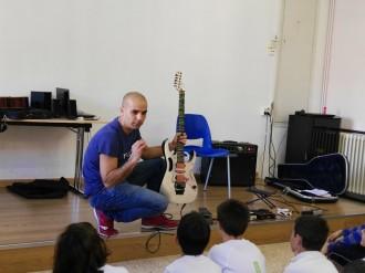 Setmana de la Música a l'Escola Arrels