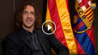 Carles Puyol: «Si fos per mi encara jugaria»
