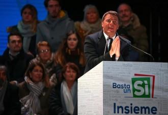 Vés a: Itàlia, un referèndum que és un plebiscit
