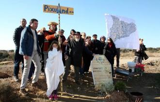 Vés a: Mobilització a Puigverd d'Agramunt per exigir que es tanqui la planta de compostatge