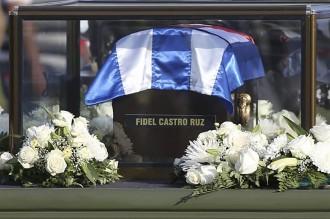 Vés a: El poble cubà ultima els preparatius per dir l'adéu definitiu a Fidel Castro