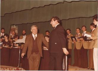 Cardona homenatja al compositor Joan Roure Jané