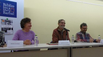 Ramon Solsona presenta al Pallars la seva novel·la ambientada a la Vall de Cardós
