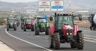 Unió de Pagesos farà una marxa pagesa per defensar la dignitat del camp català