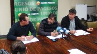 Unió de Pagesos es mobilitzarà contra la reintroducció de l'ós i el llop al Pirineu