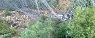 La víctima mortal de l'accident de Montserrat és un veneçolà de 66 anys veí de Castellar del Vallès