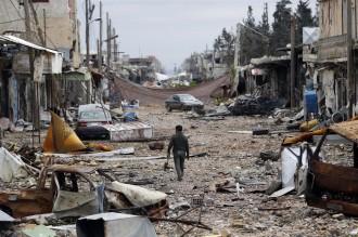 Vés a: L'impacte ecològic de la crisi de Síria