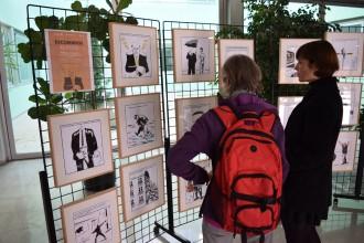 UManresa exposa il·lustracions d'El Roto en la mostra titulada «Escombros»