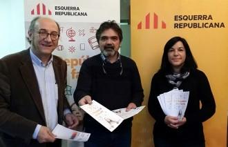 ERC Bages presenta la campanya «La República que farem»