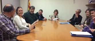 Sant Joan de Vilatorrada rep la visita de la consellera de Governació