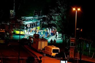 Vés a: Les víctimes de l'atemptat a Istambul s'enfilen fins a 38