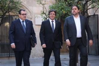 Vés a: Sectors de Junts pel Sí reclamen canvis a la cúpula d'Interior camí del referèndum