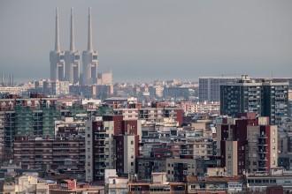 Vés a: La Generalitat declara un episodi per alta contaminació a tot Catalunya