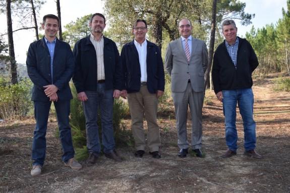 Presentació a Solsona de la candidatura Consorci Forestal de Catalunya – BOSCAT