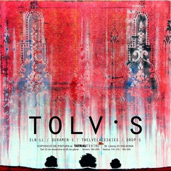 Aleix Albareda exposa les seves darreres col·leccions de pintura al TATRAU_Teatre