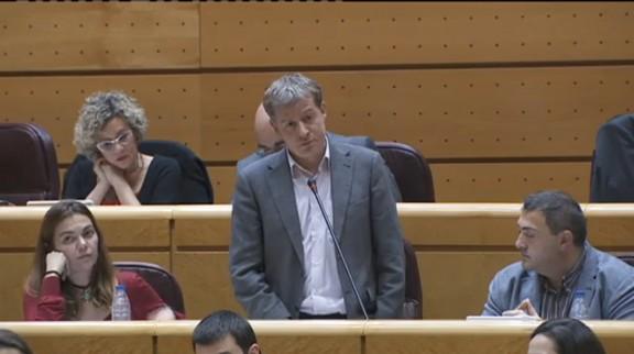 Xavier Castellana, al ministre de l'Interior: «La seva legalitat va contra la llibertat i atempta contra la democràcia»