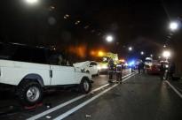 Vés a: Un veí de Solsona ferit en un accident  a Clariana de Cardener