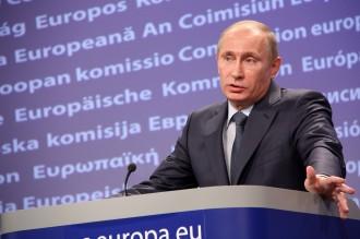 Vés a: Vladimir Putin: «Europa hauria d'haver pensat abans en el problema de Catalunya»