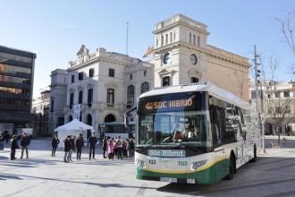 Vés a: Sabadell comptarà amb 14 busos híbrids el 2018