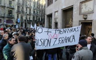 Vés a: Treballadors de la Model exigeixen que no es tanqui el centre abans de construir el de la Zona Franca