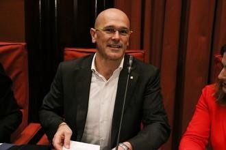 Vés a: Romeva: «Estem construint el ministeri d'una nova república»