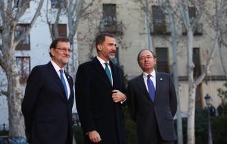 Vés a: Rajoy reitera la invitació «permanent» a Puigdemont per negociar la reforma del finançament