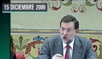 Vés a: VÍDEO Quan Rajoy considerava la conferència de presidents una «operació de màrqueting»