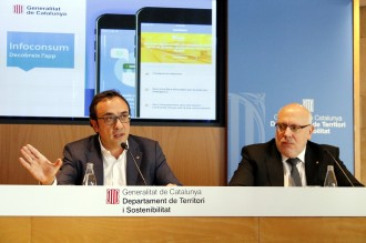 Vés a: Una aplicació mòbil permetrà denunciar les incidències a Rodalies