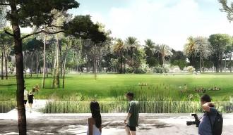 Vés a: Barcelona invertirà 42 milions per construir el nou parc de les Glòries a partir de l'any que ve