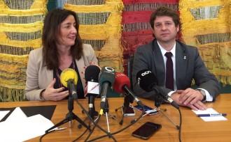 Vés a: CiU i PSC tanquen un acord de govern a Sant Cugat del Vallès