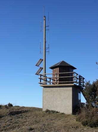 Bateria nova per als repetidors de les emissores de les ADF