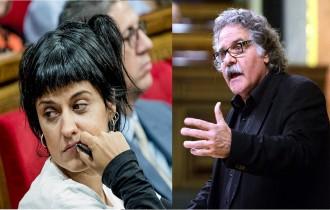 Vés a: Picabaralla entre Anna Gabriel i Joan Tardà pels pressupostos