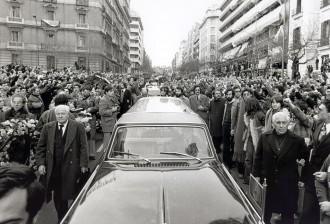 Vés a: Advocats d'Atocha, 40 anys d'una massacre